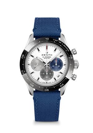 Фото №6 - Влюбленным в спорт: Zenith представил часы Chronomaster Sport