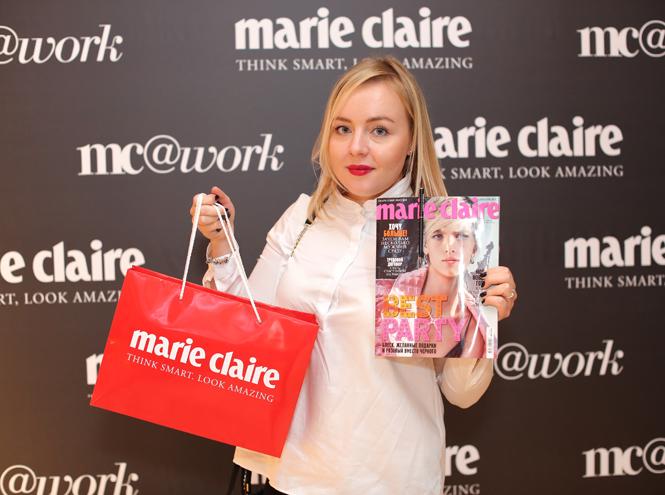Фото №14 - Marie Claire провёл первую бизнес-конференцию MC@WORK