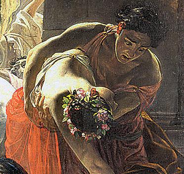 Фото №15 - Клоны любимой: занимательные факты о самой известной картине Брюллова