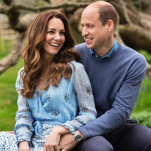 Фото №3 - Too cute: новые фото принца Уильяма и Кейт Миддлтон в честь годовщины свадьбы 🥰