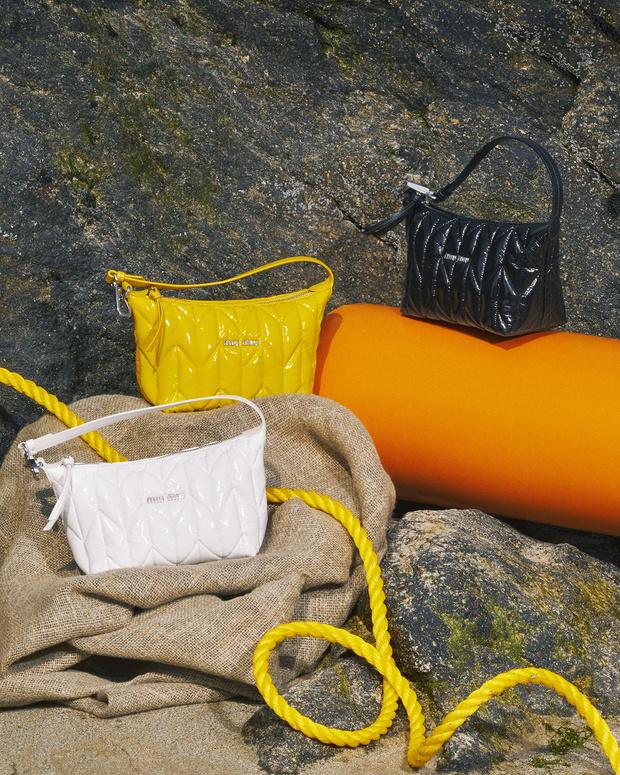Фото №1 - Крупным планом: сумка Miu Miu Spirit