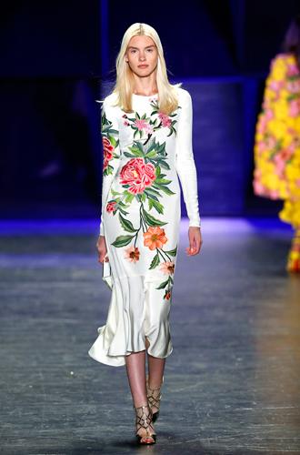 Фото №17 - 13 трендов весны (и лета) с показов Недели моды в Нью-Йорке