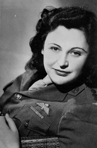 Фото №10 - Защитники в юбках: истории женщин, совершивших подвиги на Второй мировой войне