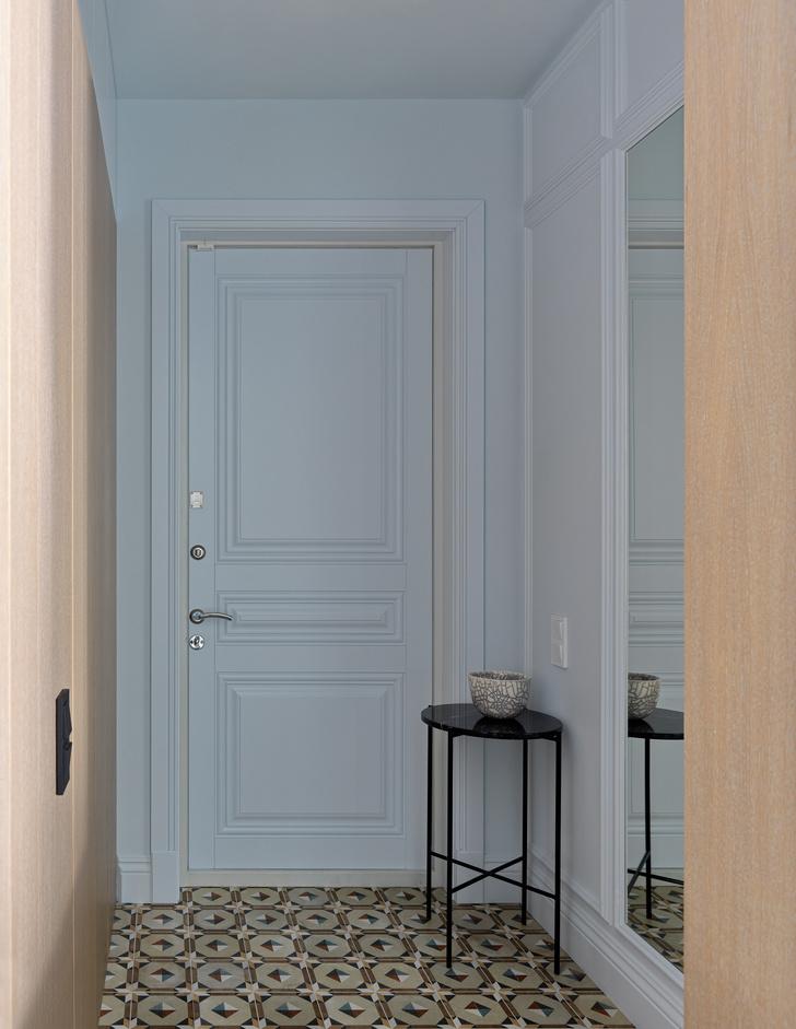 Фото №21 - Современный дизайн квартиры 100 м² в московской сталинке