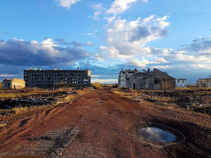 Фото №8 - За бортом современности: 10 поселений-призраков России