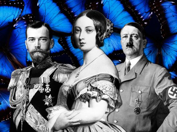 Фото №1 - Королева Виктория, Николай II и Гитлер: как «эффект бабочки» в их жизнях повлиял на ход истории