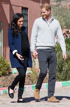 Фото №5 - Стильная беременность Меган Маркл: главные модные предпочтения герцогини