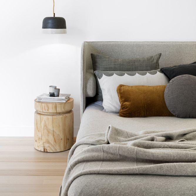 Фото №2 - Стиль джапанди в интерьере спальни: полезные советы