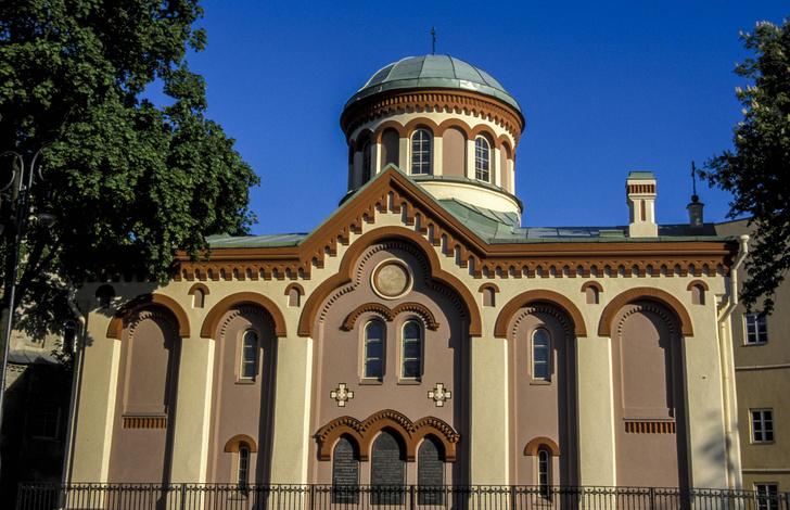 Фото №10 - Сбывшийся сон князя Гедимина: 7 фактов о Вильнюсе