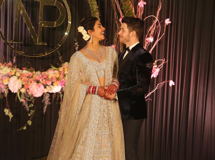 Фото №1 - 10 фактов о впечатляющей свадьбе Приянки Чопры и Ника Джонаса