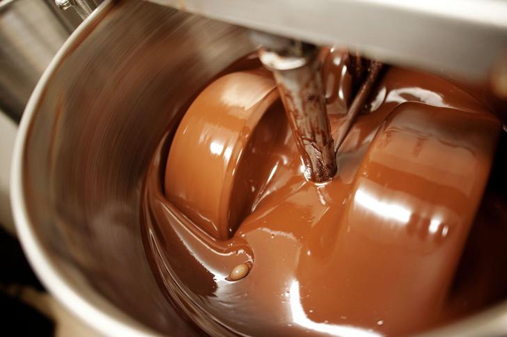 Фото №7 - Всё в шоколаде: репортаж с кондитерской фабрики