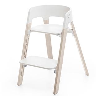 Фото №4 - Каждому - свое:  многофункциональный детский стул Stokke® Steps™  для каждого этапа развития ребёнка