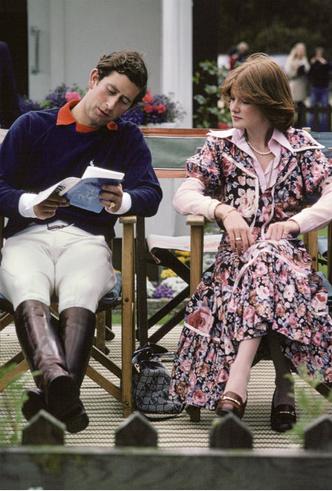 Фото №2 - Никакой романтики: первое впечатление Дианы от встречи с принцем Чарльзом