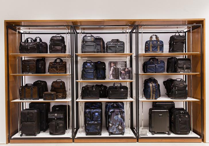 Фото №3 - TUMI открыл первый бутик в Москве