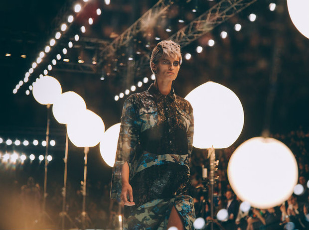 Фото №17 - Четвертый день Mercedes-Benz Fashion Week Russia 2017
