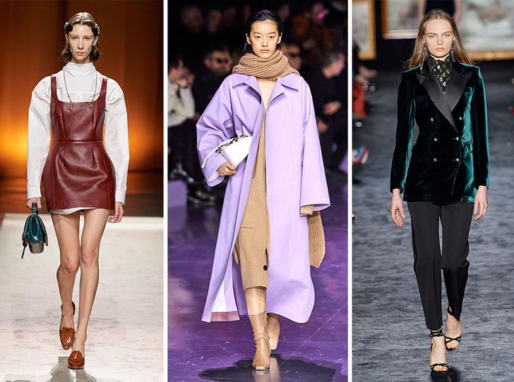 Фото №1 - 10 трендов осени и зимы 2020/21 с Недели моды в Милане