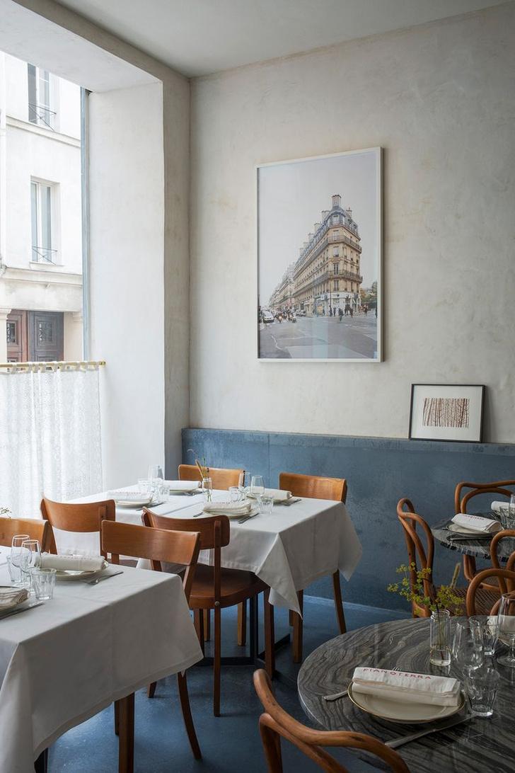 Фото №2 - Итальянский ресторан Pianoterra в Париже
