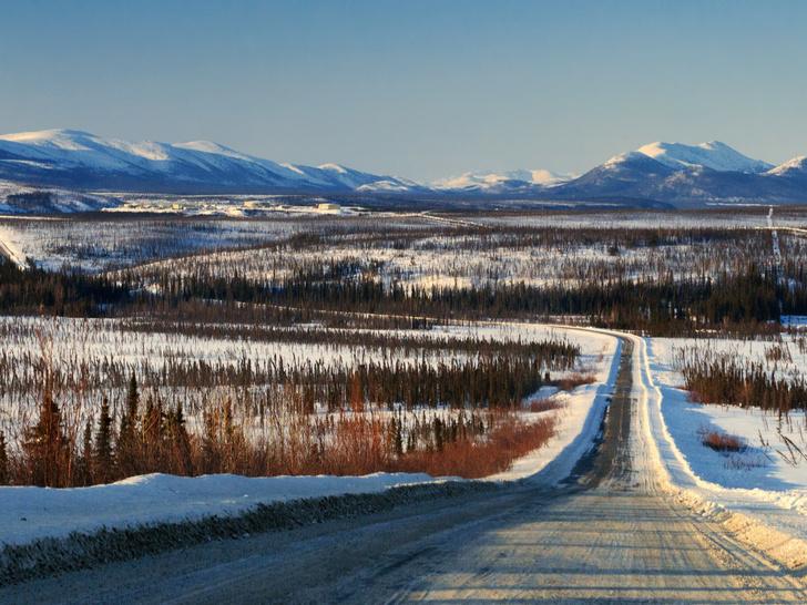 Фото №1 - Топ-9 самых опасных дорог в мире