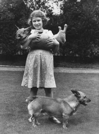 Фото №8 - Принцесса Шарлотта растет копией прабабушки: 4 доказательства
