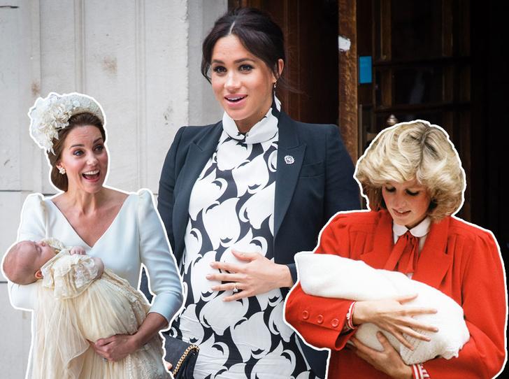 Фото №1 - Какие правила придворного этикета беременности уже пересмотрела герцогиня Сассекская