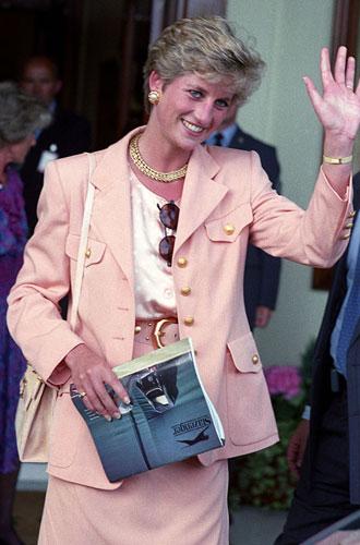 Фото №3 - Спортивный интерес: самые стильные образы Дианы на Уимблдоне