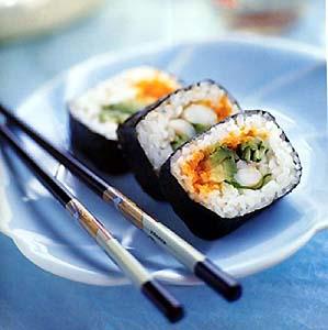 Фото №1 - Едоки суши угрожают популяции тунца