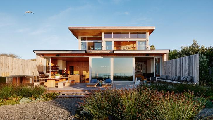 Фото №1 - Дом для любителей серфинга в Калифорнии