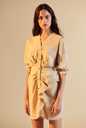 Фото №2 - На любой вкус: 15 платьев Sandro, идеальных для лета