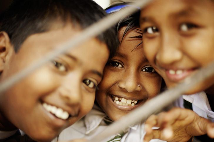 Фото №1 - Накопительный вклад: как воспитывают детей в Индии