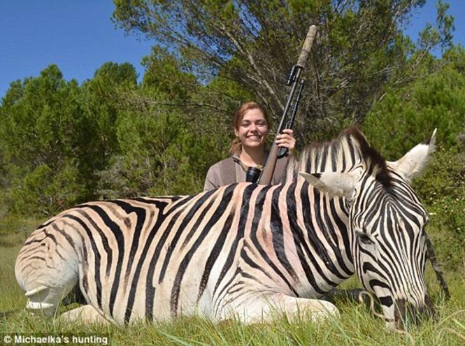 Фото №20 - Убийственная красота: женская охота как тренд
