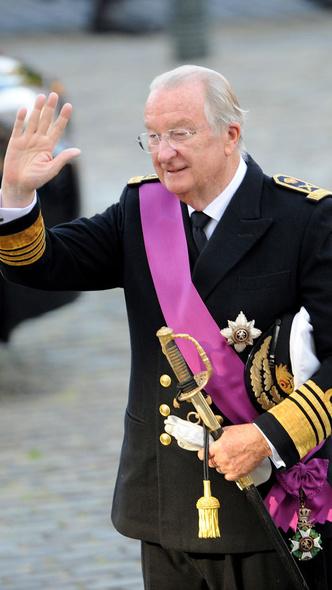 Фото №3 - Самая яркая принцесса Европы: первый официальный выход внебрачной дочери короля Бельгии