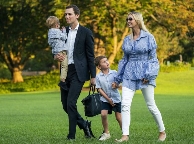 Фото №3 - Зять Дональда Трампа выдал пару семейных секретов
