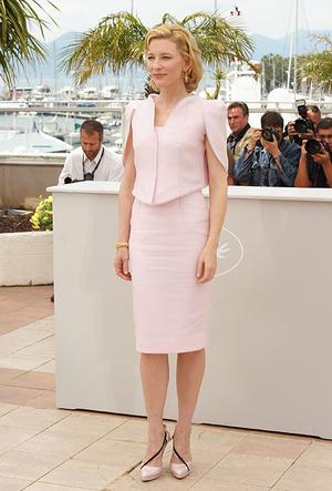 Фото №25 - Королева Канн: Кейт Бланшетт и ее модные образы за всю историю кинофестиваля