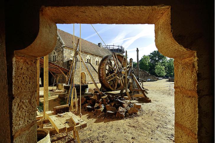 Фото №3 - Фотопроект: строящее Средневековье