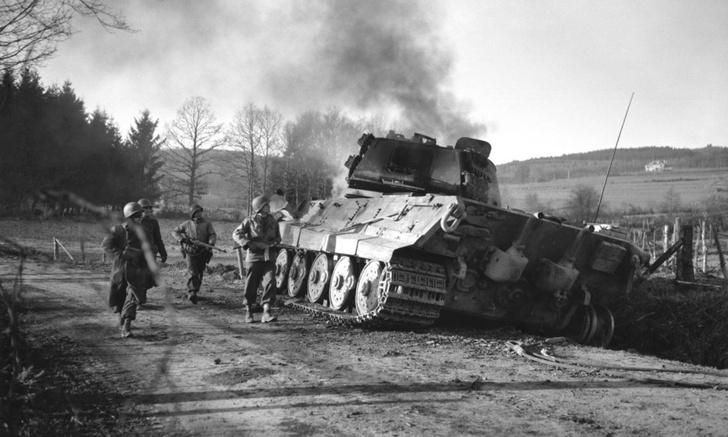 Фото №8 - Конец операции «Гриф»: как немцы в американскую униформу переодевались и что из этого вышло