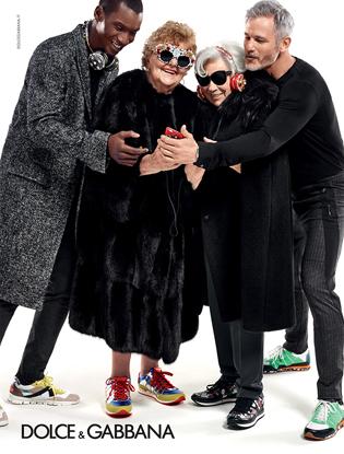 Фото №1 - Новая рекламная кампания Dolce&Gabbana