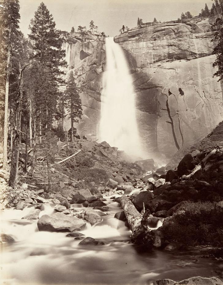 Фото №2 - Посмотрите, как выглядели известнейшие национальные парки планеты век назад
