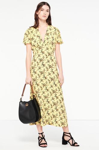 Фото №7 - Тренды весны в новой коллекции сумок и обуви Sandro SS17