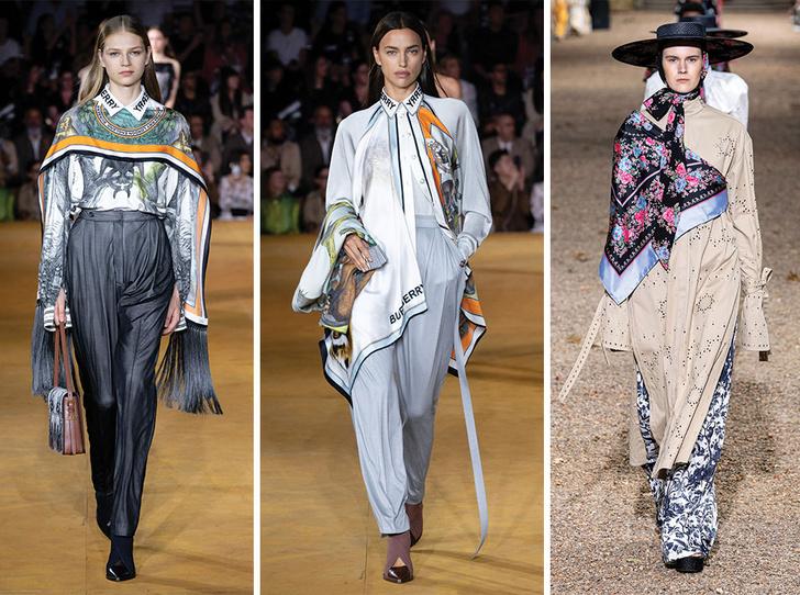 Фото №5 - 10 трендов весны и лета 2020 с Недели моды в Лондоне