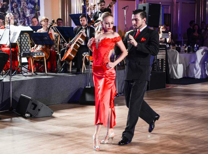 Фото №2 - В Москве впервые состоялся танго-бал