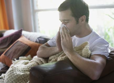 Фото №1 - Пугающие факты из истории гриппа