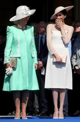 Фото №3 - Что рассмешило Меган Маркл, но «достало» принца Гарри