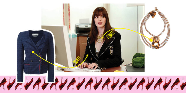 Фото №2 - Оденься, как героини фильма «Дьявол носит Prada»