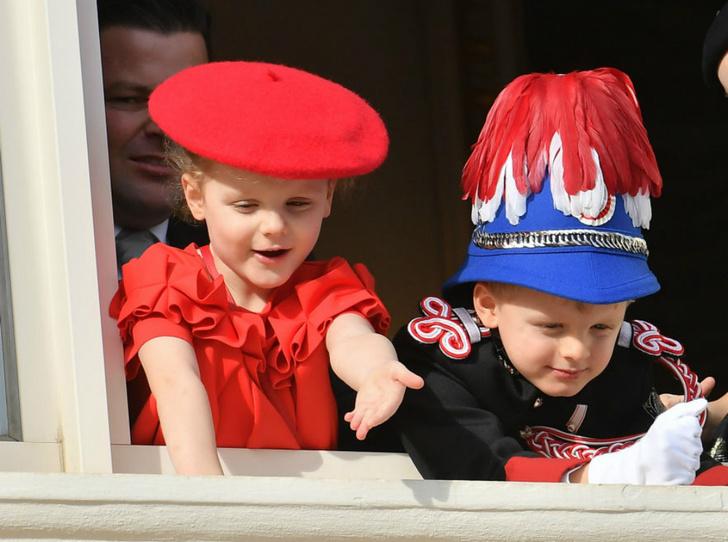 Фото №10 - Принц Жак и принцесса Габриэлла: пятый год в фотографиях