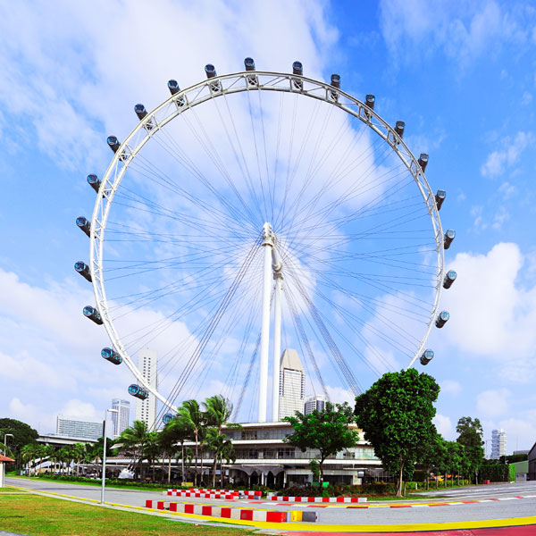 Фото №1 - Что нужно сделать в Сингапуре