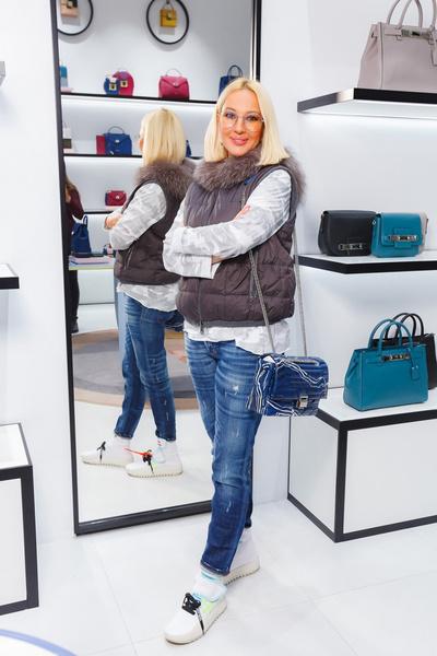 Фото №1 - Екатерина Стриженова, Лера Кудрявцева и другие знаменитости на открытии бутикаCromia