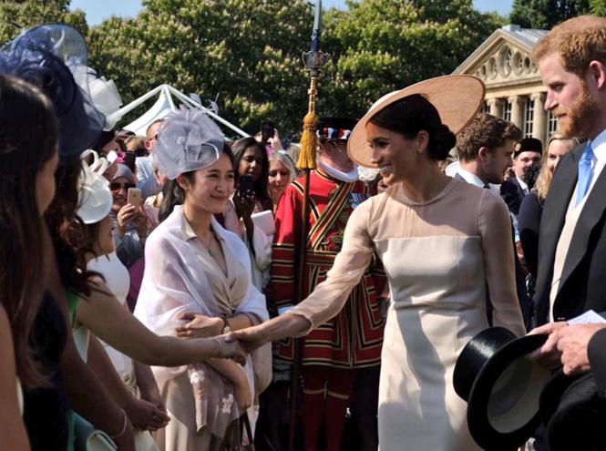 Фото №3 - Как Меган Маркл привыкает к статусу герцогини