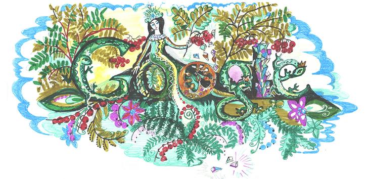 Фото №8 - «Дудл для Google — 2015»: 30 лучших рисунков