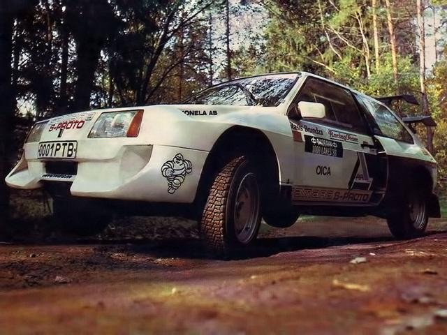 Фото №3 - Грустная история самой мощной Lada Samara Turbo