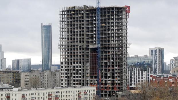 Фото №1 - Запуск новых проектов жилья начал отставать от планов